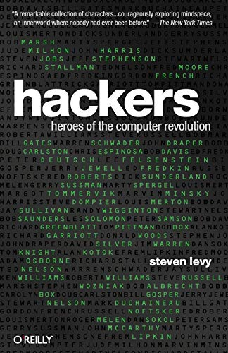 Hackers : Heroes of the Computer Revolution