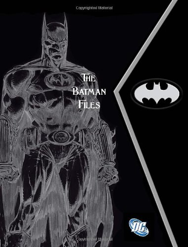 The Batman Files cover