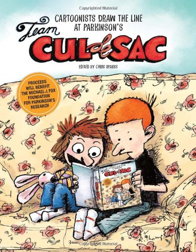 Team Cul de Sac: Cartoonists Draw the Line at Parkinsons cover