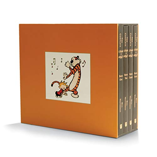 Book Calvin and Hobbes - the Complete Collection