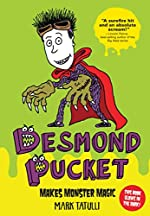 Desmond Pucket Makes Monster Magic by Mark Tatulli