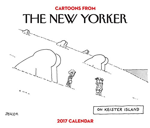 Cartoons from The New Yorker 2017 Day-to-Day Calendar - Conde Nast