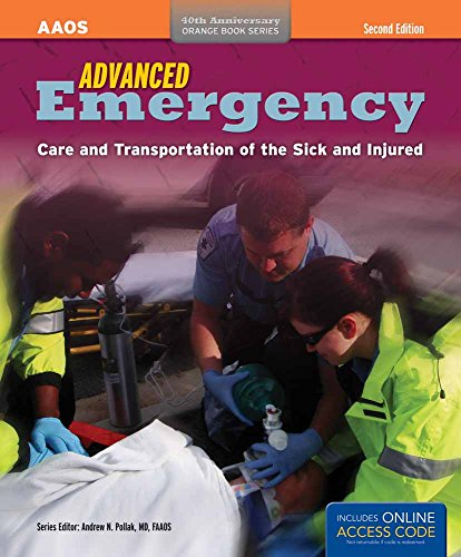 ADVANCED EMERGENCY CARE AND TRANSPORTATION OF THE SICK AND INJURED, 2ED