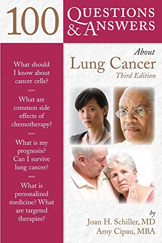 100 QUESTIONS & ANSWERS ABOUT LUNG CANCER, 3ED