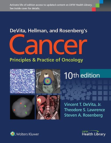 DEVITA, HELLMAN, & ROSENBERG'S CANCER: PRINCIPLES & PRACTICE OF ONCOLOGY,10ED**