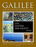 Galilee in the Late Second Temple and Mishnaic Periods, Volume 1: Life, Culture, and Society book cover