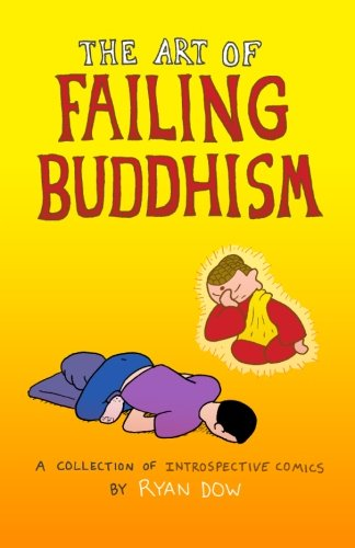 The Art of Failing Buddhism cover