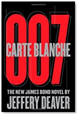 Carte Blanche by Jeffery Deaver