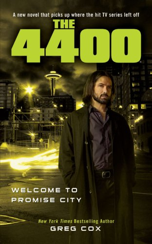 PDF The 4400 Welcome to Promise City