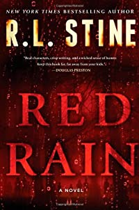 Red Rain by R. L. Stine