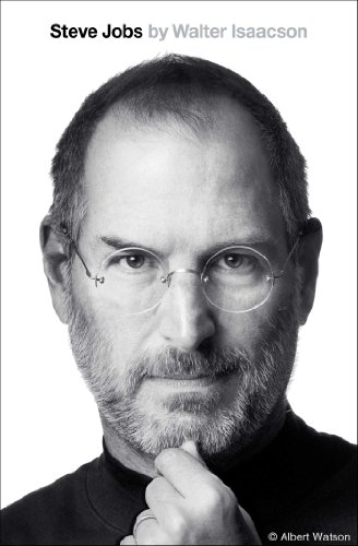 Steve Jobs Book Cover Picture