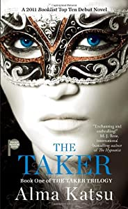 "GIVEAWAY REMINDER: Win ""The Taker"" and ""The Reckoning"" by Alma Katsu"