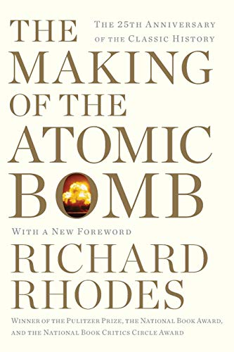 The Making of the Atomic Bomb Book Cover Picture