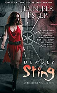 GIVEAWAY REMINDER (U.S. Only): Win a Copy of DEADLY STING by Jennifer Estep