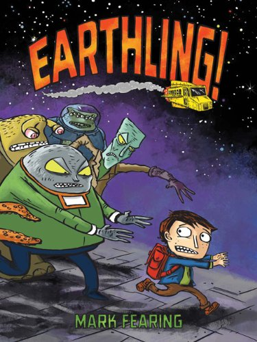 Earthling! cover