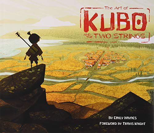 The Art of Kubo and the Two Strings - Emily HaynesTravis Knight