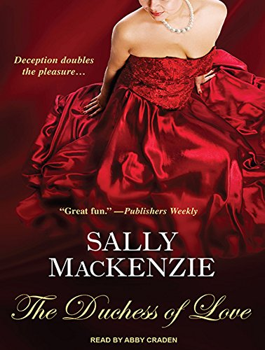Book The Duchess of Love by Sally McKenzie