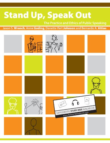 Cover image for the book Stand Up, Speak Out