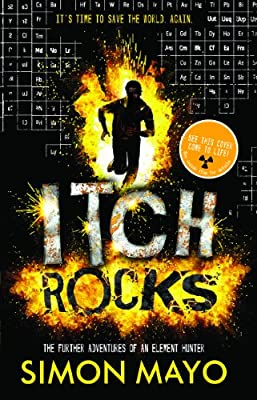 GIVEAWAY (U.S. and Canada): Win a Copy of ITCH ROCKS by Simon Mayo