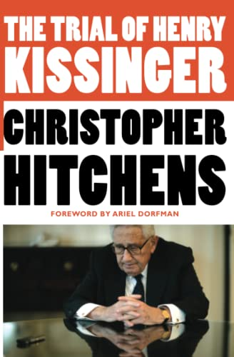 The Trial of Henry Kissinger Book Cover Picture