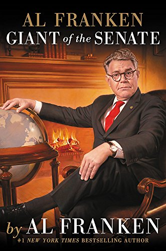 Al Franken, Giant of the Senate Book Cover Picture