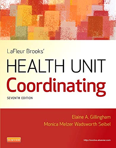 LAFLEUR BROOKS' HEALTH UNIT COORDINATING, 7ED