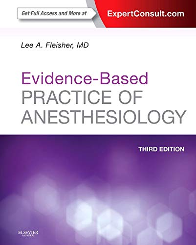 All e books anesthesiology residency gw research guides at evidence based practice of anesthesiology by lee a fleisher fandeluxe Gallery