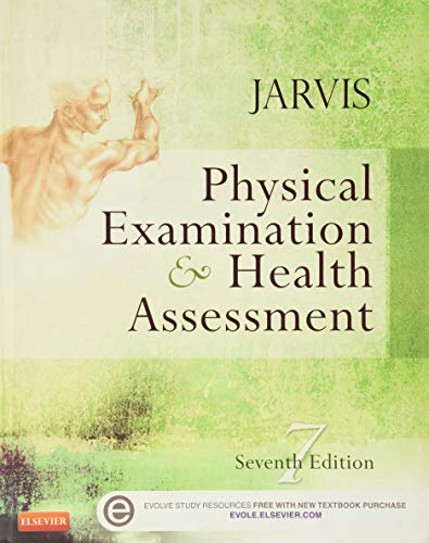 Physical Examination and Health Assessment, 7e - Carolyn Jarvis PhD APN CNP
