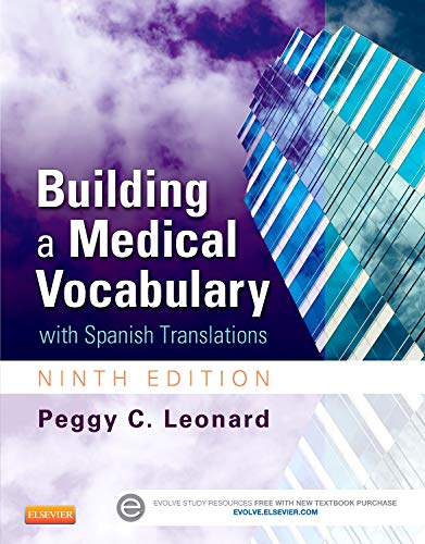BUILDING A MEDICAL VOCABULARY-9E**