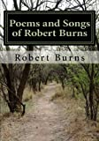 Poems and Songs of Robert Burns