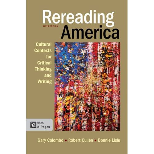 essays from rereading america