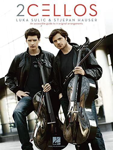 2Cellos Luka Sulic & Stjepan Hauser: Note-for-Note Cello Transcriptions