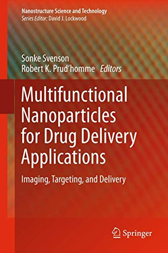 MULTIFUNCTIONAL NANOPARTICLES FOR DRUG DELIVERY APPLICATIONS  `