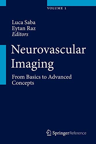 NEUROVASCULAR IMAGING: FROM BASICS TO ADVANCED CONCEPTS, 2 VOLS. SET (HB)