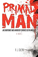 Primal Man by R. J. Calsyn