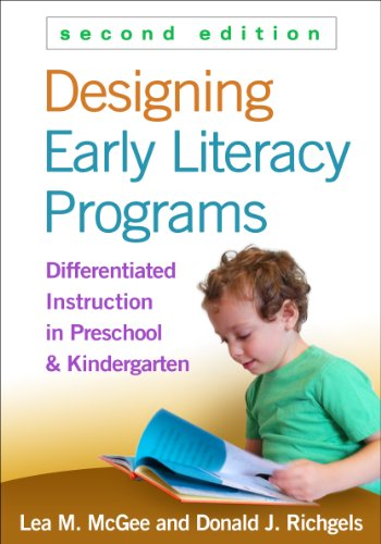Pdf Designing Early Literacy Programs Second Edition
