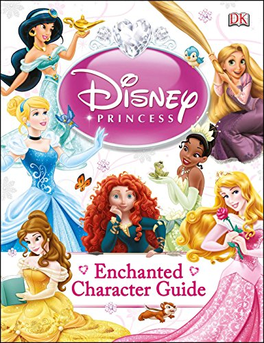 Disney Princess Enchanted Character Guide cover