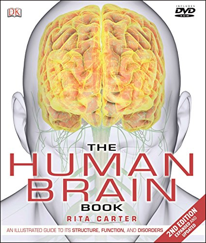 The Human Brain Book, Carter, Rita
