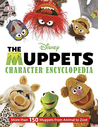The Muppets Character Encyclopedia cover