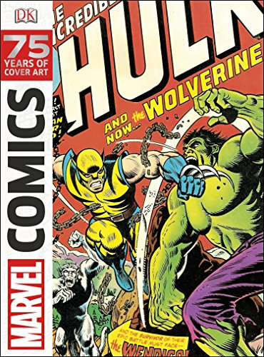 Marvel Comics: 75 Years of Cover Art cover