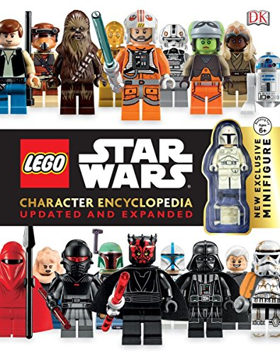 LEGO Star Wars Character Encyclopedia: Updated and Expanded - DK