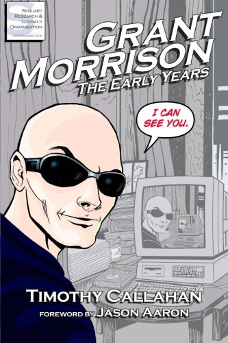 Grant Morrison: The Early Years cover