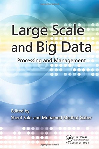 PDF Large Scale and Big Data Processing and Management