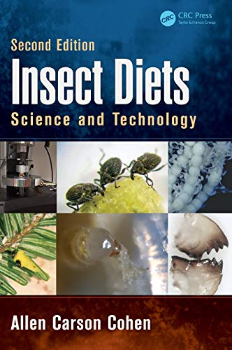 INSECT DIETS: SCIENCE AND TECHNOLOGY, 2/E (HB)