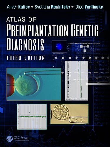 ATLAS OF PREIMPLANTATION GENETIC DIAGNOSIS 3ED (HB 2014)