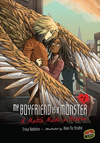 My Boyfriend Is a Monster: A Match Made in Heaven cover