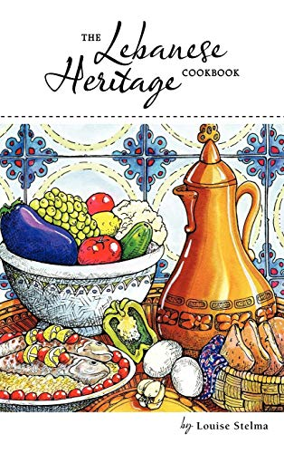 PDF The Lebanese Heritage Cookbook