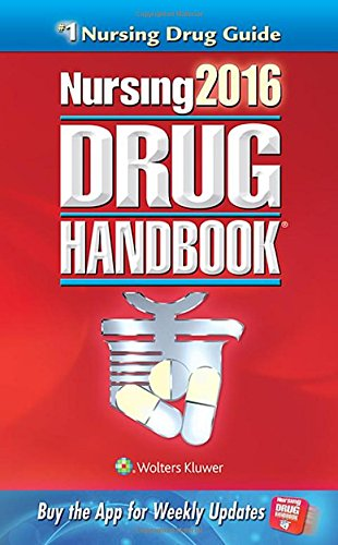 Nursing2016 Drug Handbook (Nursing Drug Handbook) - Lippincott