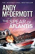 The Spear of Atlantis by Andy McDermott