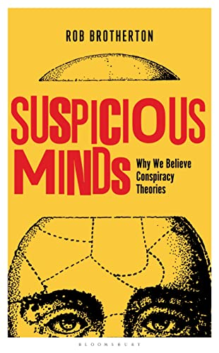 Suspicious Minds Book Cover Picture